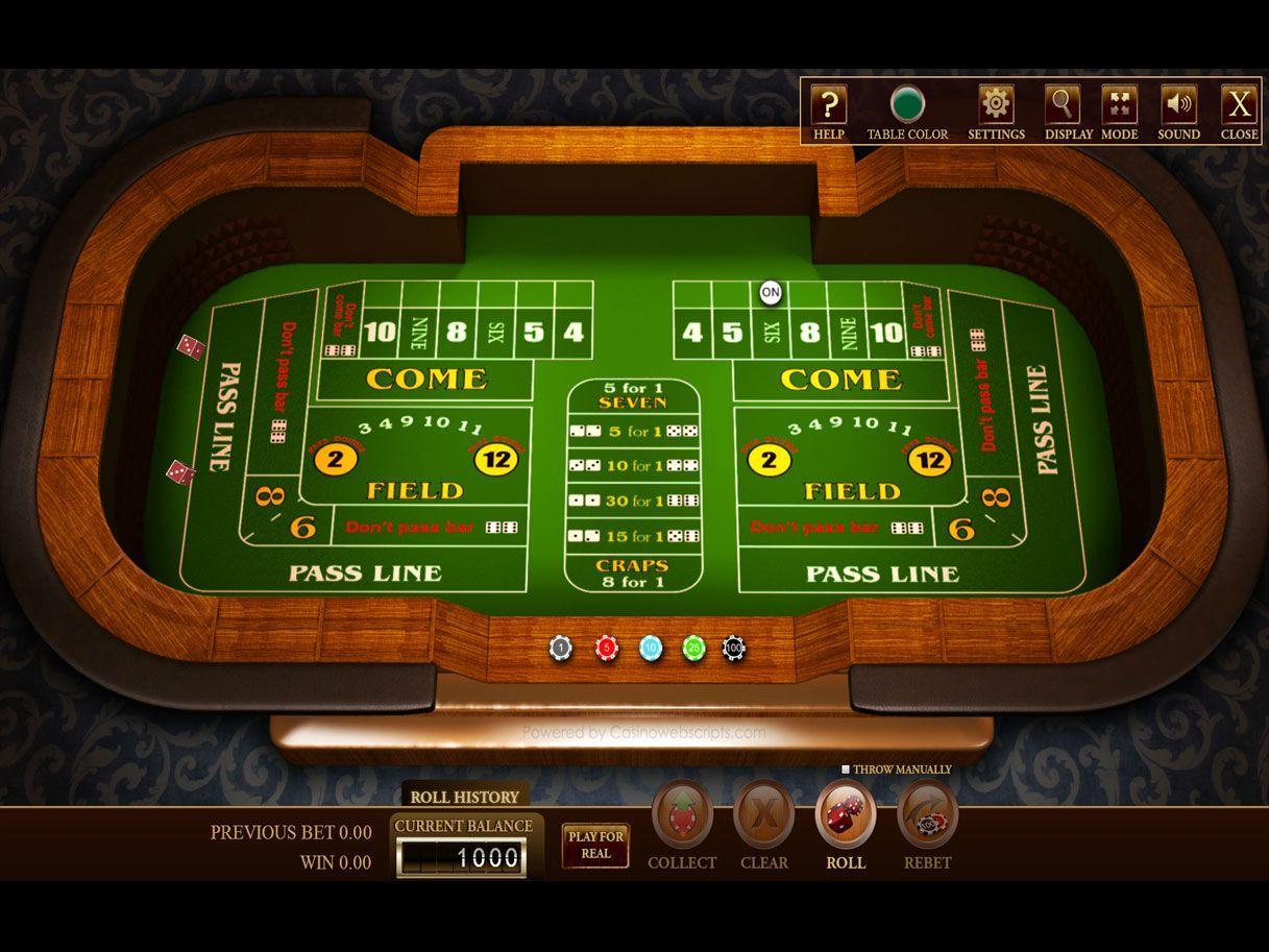 casino game app